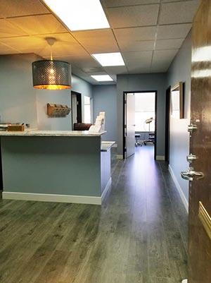 Chiropractic Simi Valley CA Hallway