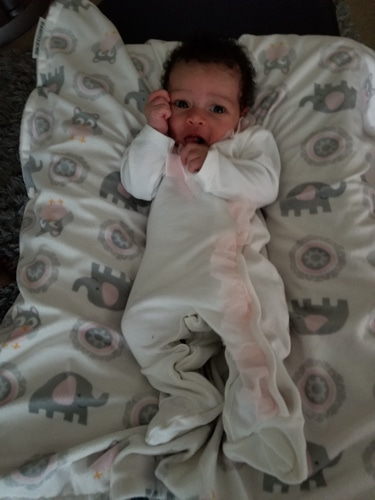Newborn Baby at Nurture Family Chiropractic - Los Angeles