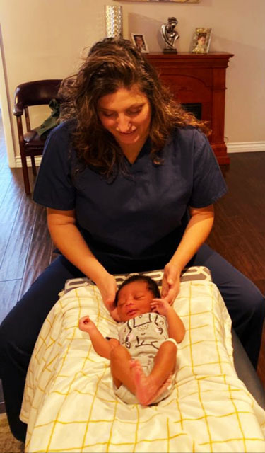 Craniosacral Therapy at Nurture Family Chiropractic